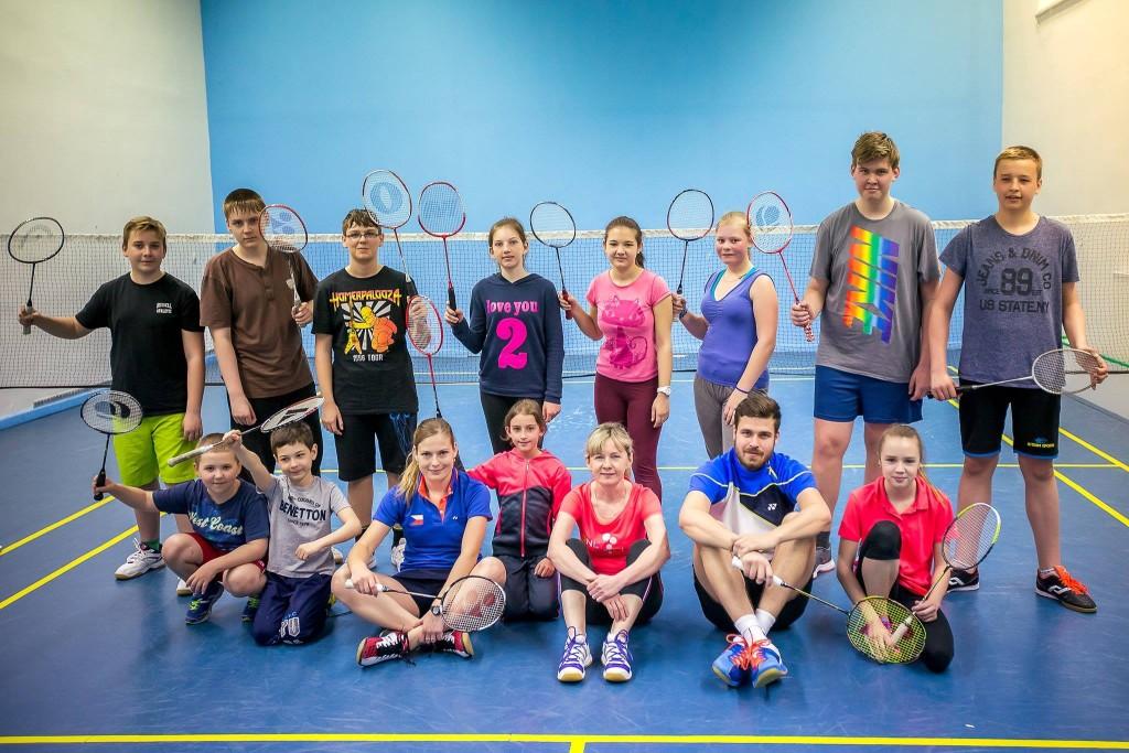 Badmintonová škola