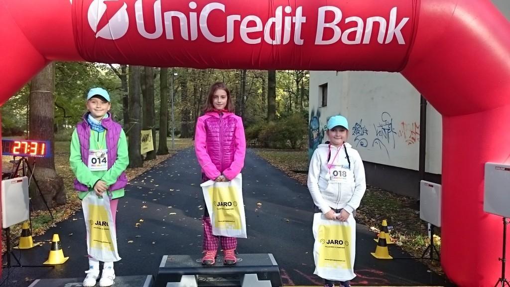 vítězky dívky 2